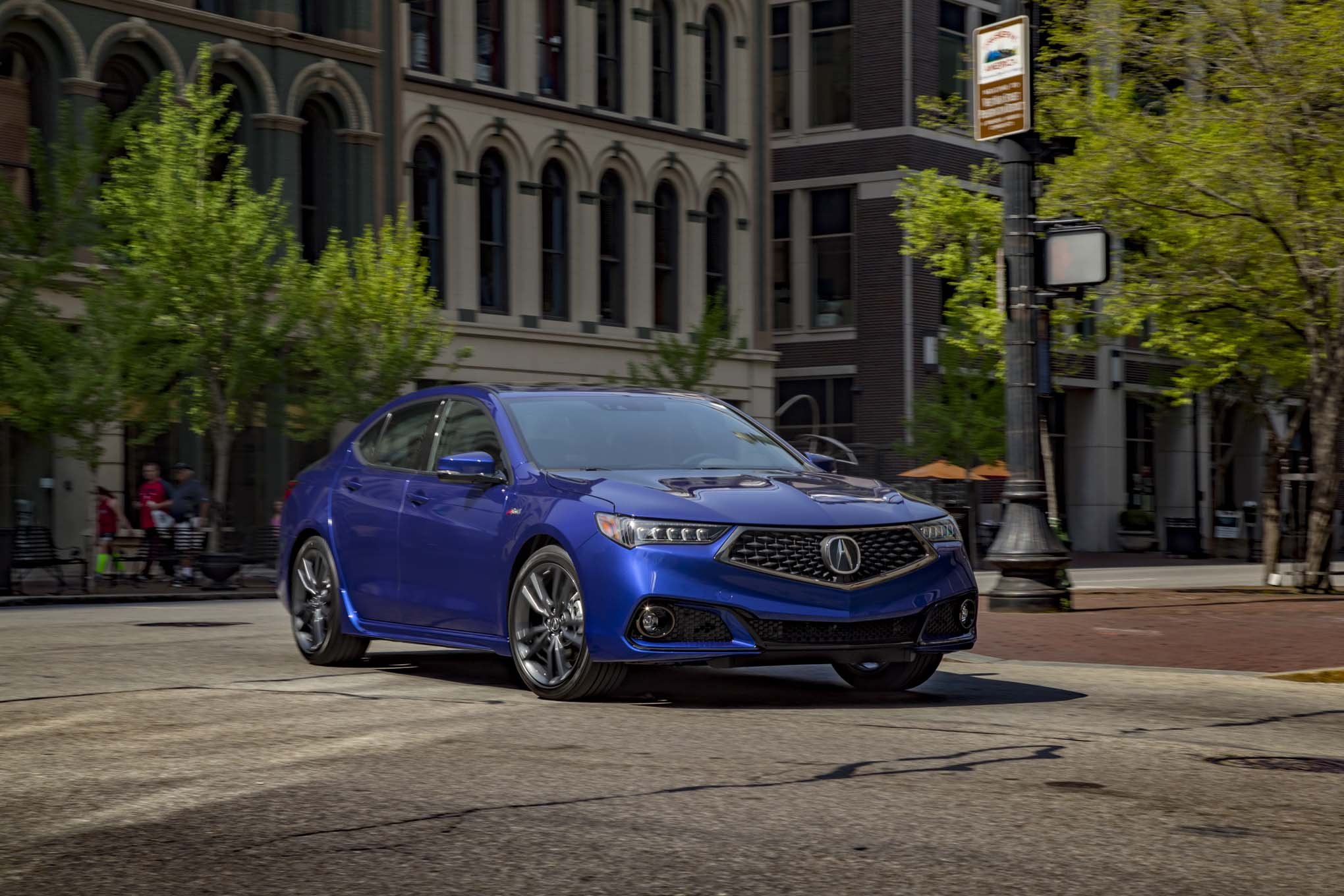 Refreshed 2018 Acura Tlx Starts At 33 950