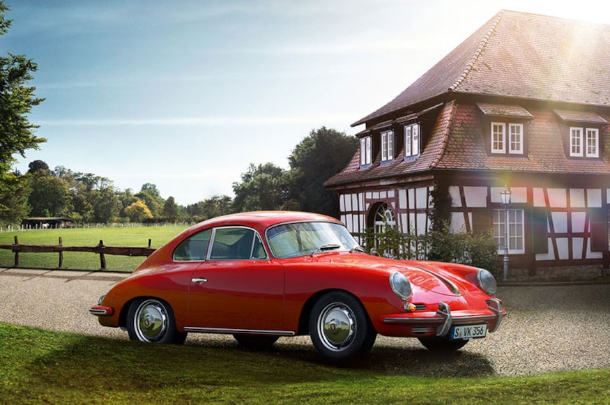 Lojack For Cars >> Porsche Offering A Lojack Like System For Classic Cars