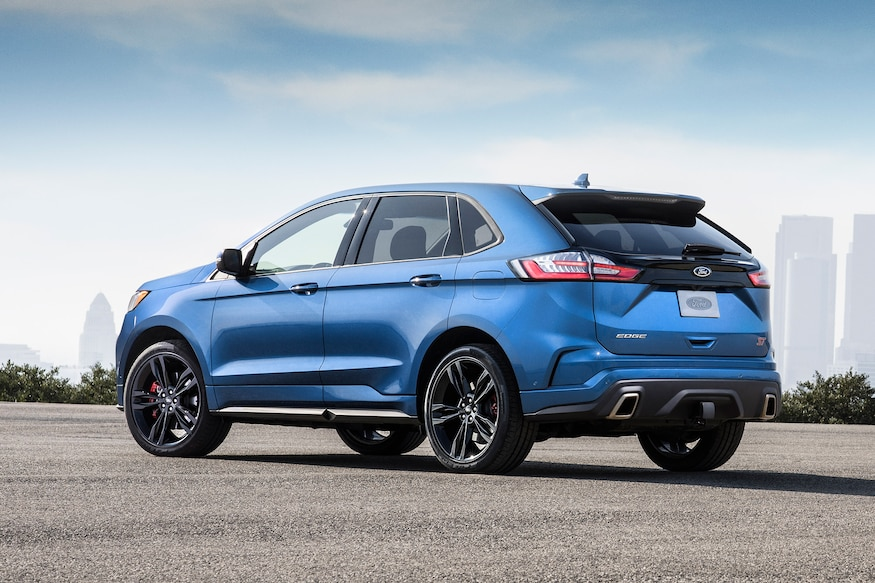 2019 Ford Edge St Configurator Is Now Online Automobile