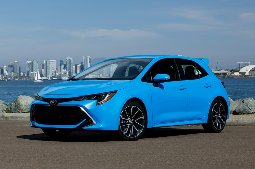 2019 New And Future Cars Toyota