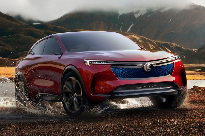 Future Cars 2020 >> 2019 New And Future Cars 2020 Buick Enspire Automobile