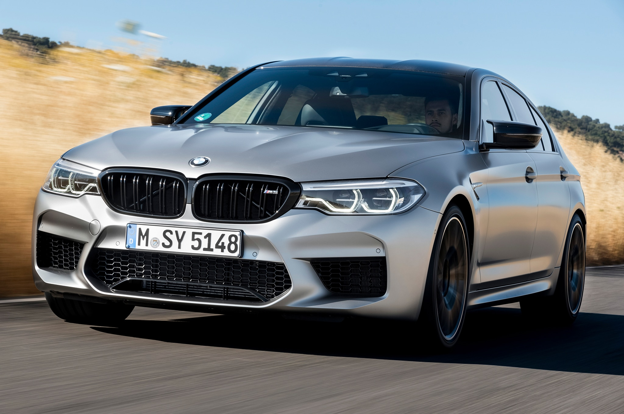 First Look 2019 Bmw M5 Competition