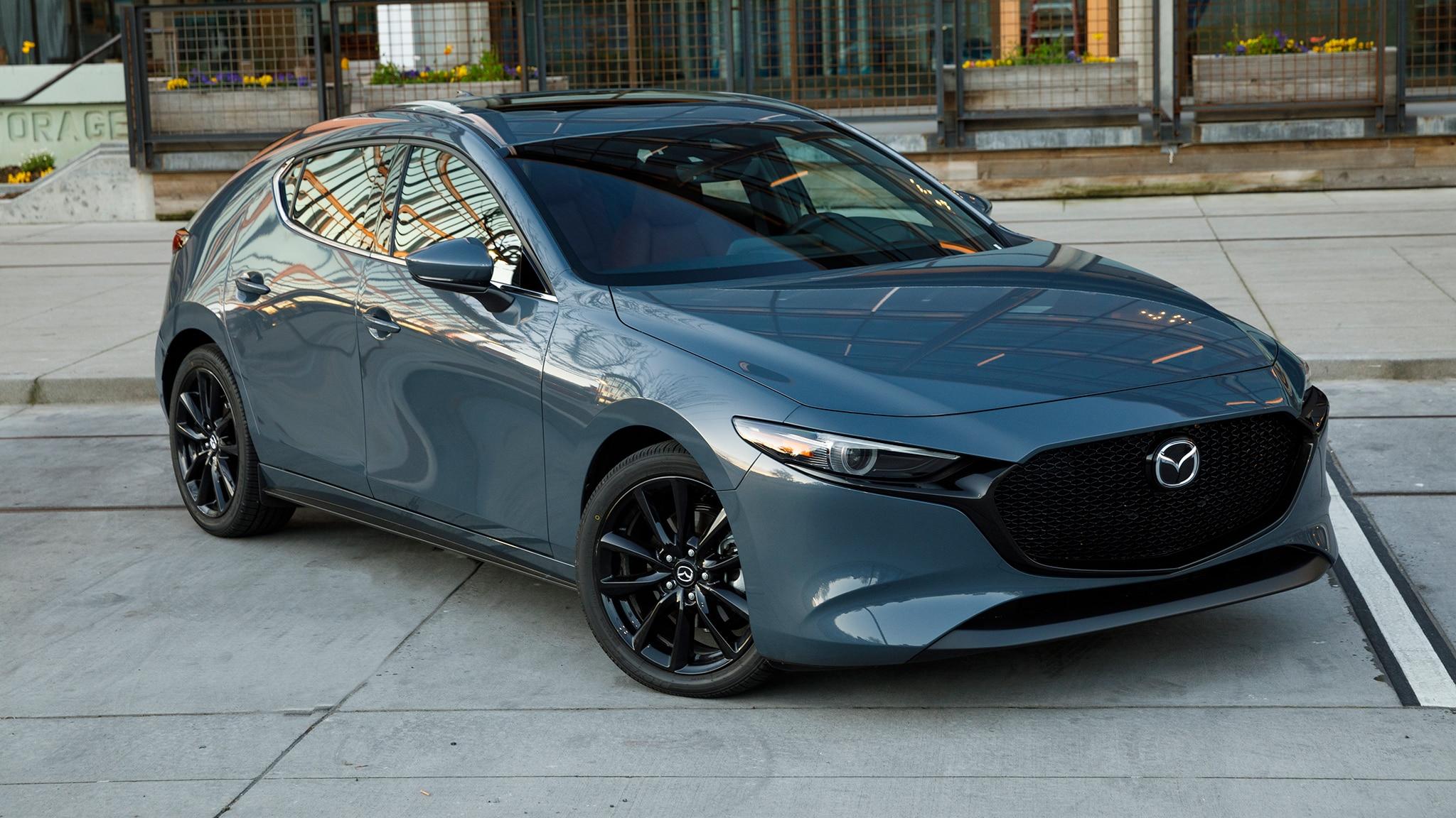 2020 Mazdaspeed 3 Spy Shoot