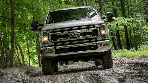 The 2020 Ford Super Duty Makes More Than 1 000 Lb Ft Of