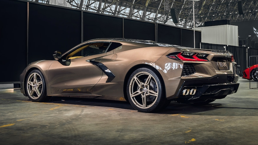 2020 Chevy Corvette Gets Charge From Electrical System
