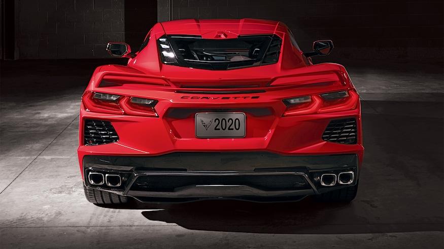2020 Chevrolet Corvette C8 Design Analysis I M Sorry But I M