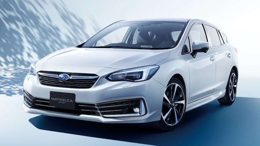 The 2020 Subaru Impreza Refresh Is Here But You Can T Tell
