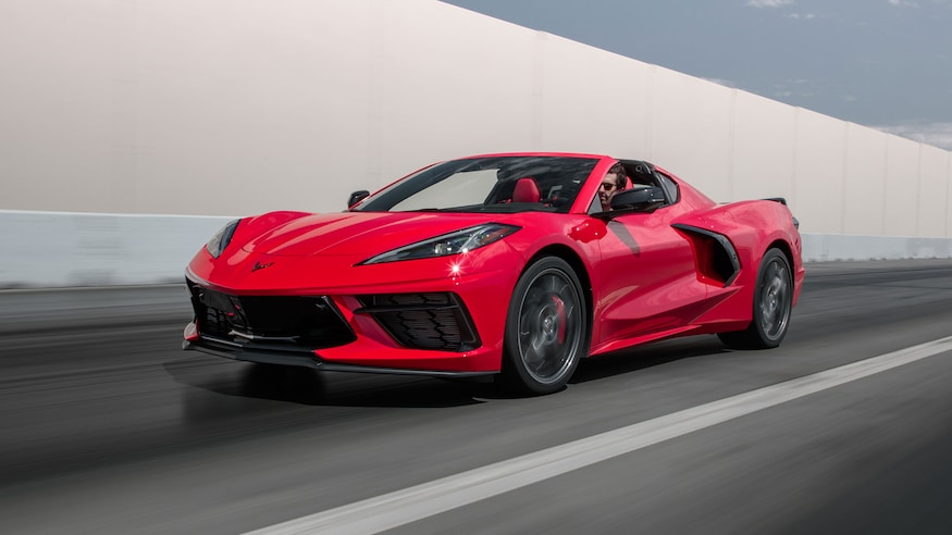 2020 C8 Corvette: How to Use Burnout Mode and Launch Control (w/ Video)