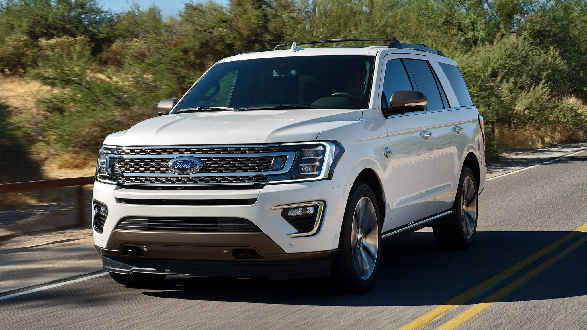 2020 Ford Expedition Gets King Ranch Trim, Platinum ...