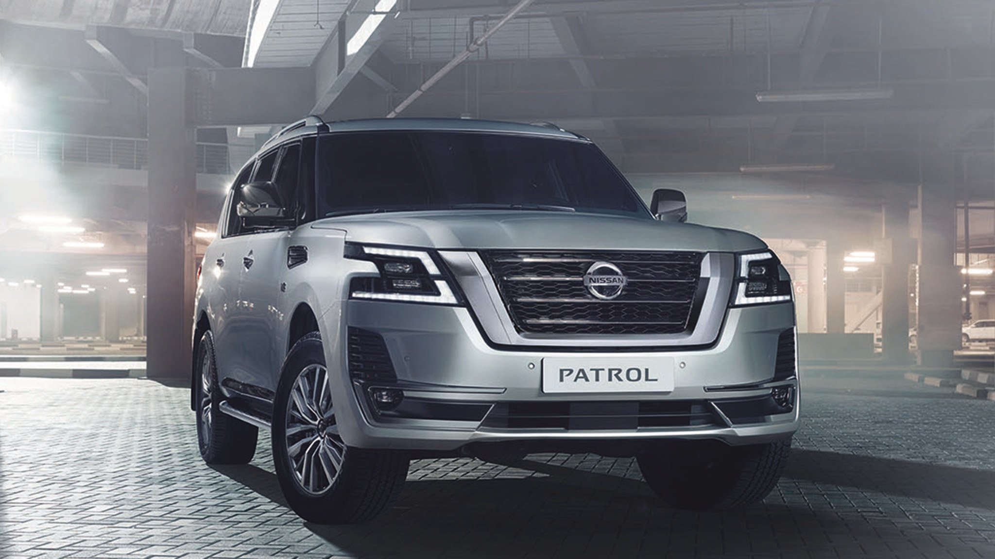 Is the 2021 Nissan Armada Hiding in This New Patrol ...