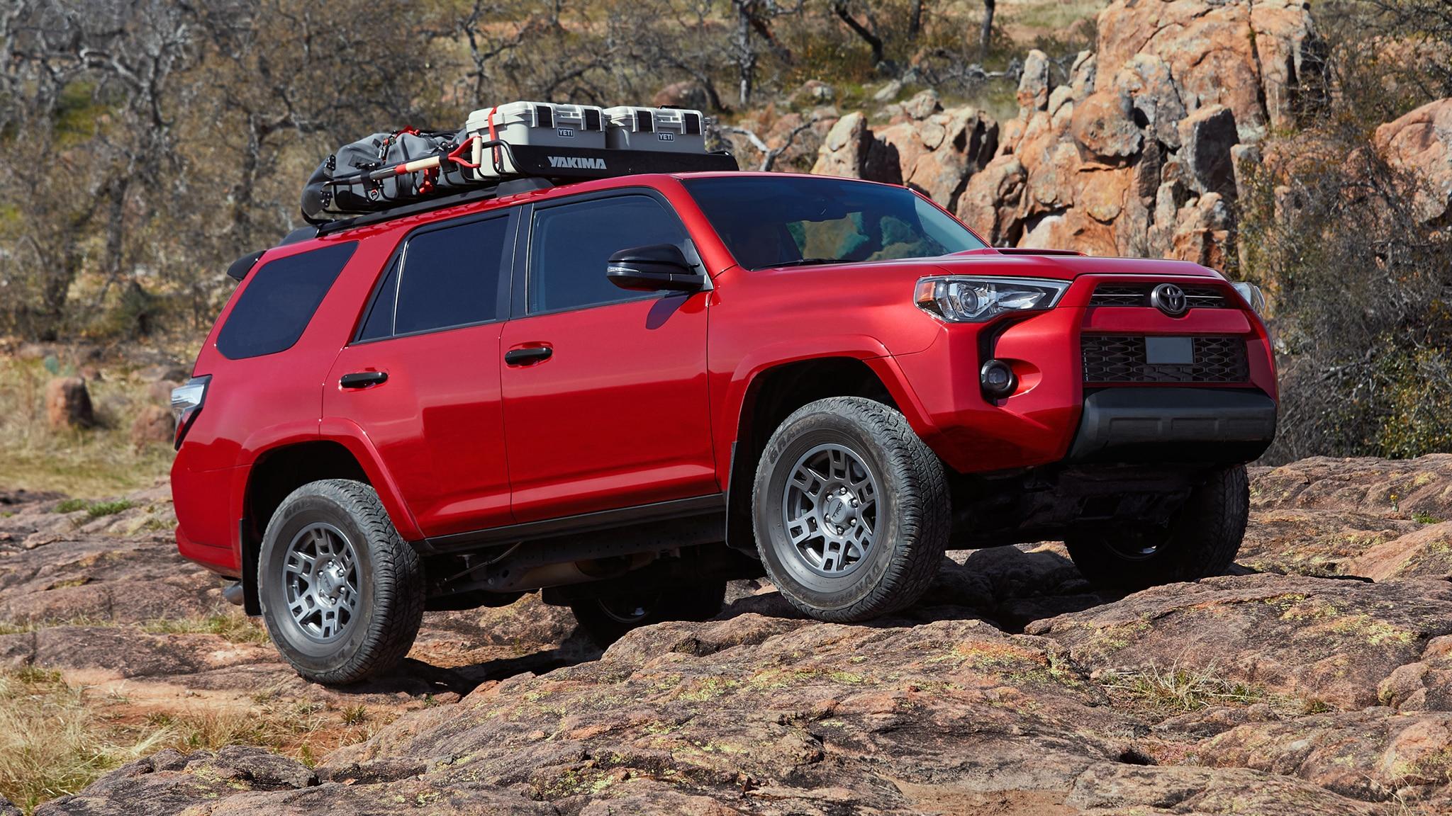 2020 Toyota 4Runner Venture Edition Gets Standard Roof ...