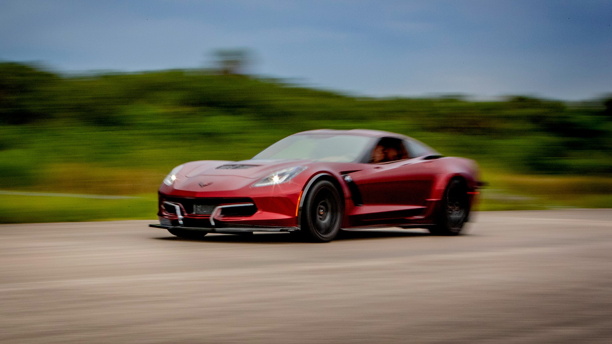 The World S Fastest Electric Car Is A Corvette Again