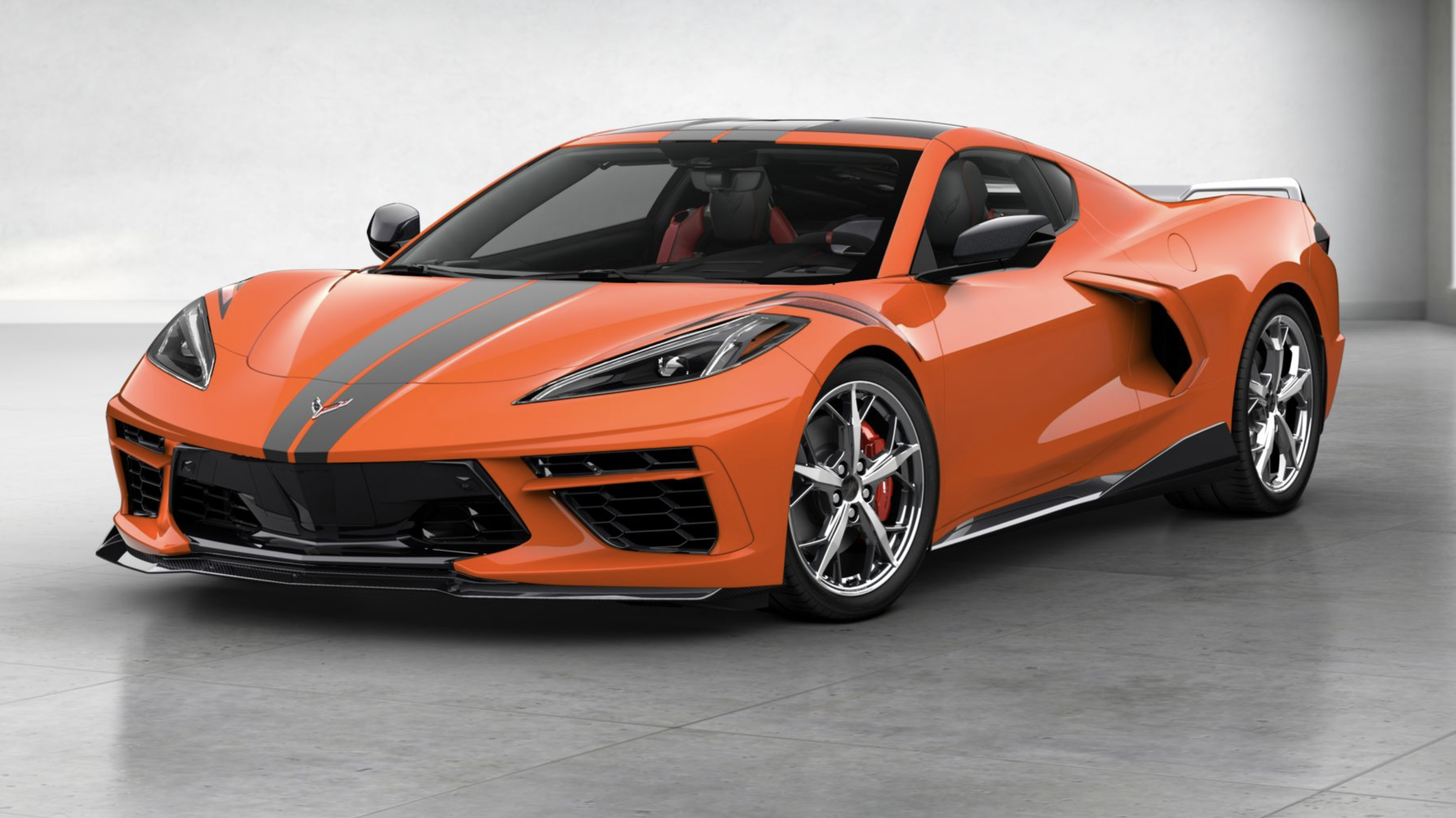 Corvette Price Comparison C7 C8 7