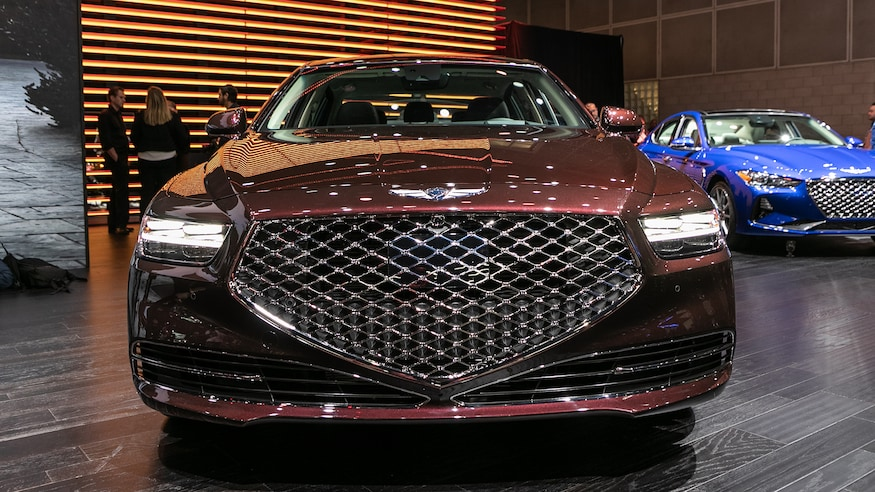 2020 Car Show.2019 Los Angeles Auto Show Hits Misses Revelations