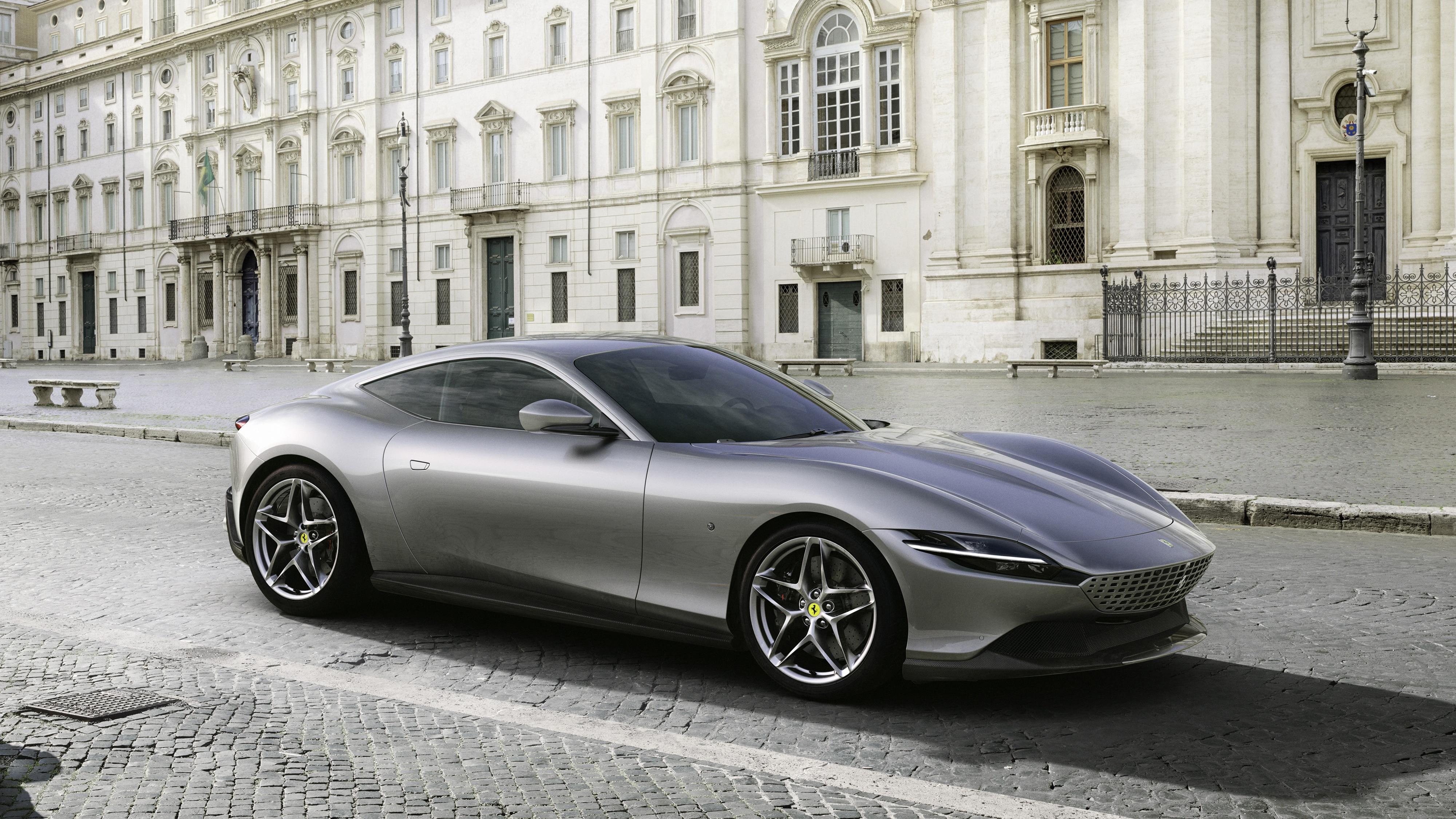 2020 Ferrari Roma The Latest Front Engine Gt From Maranello