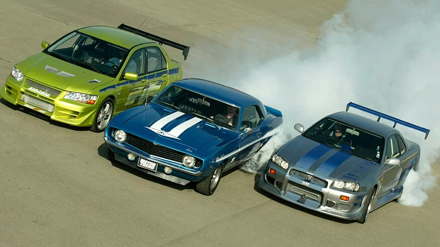 Filming This 2 Fast 2 Furious Scene Was Absolutely Crazy