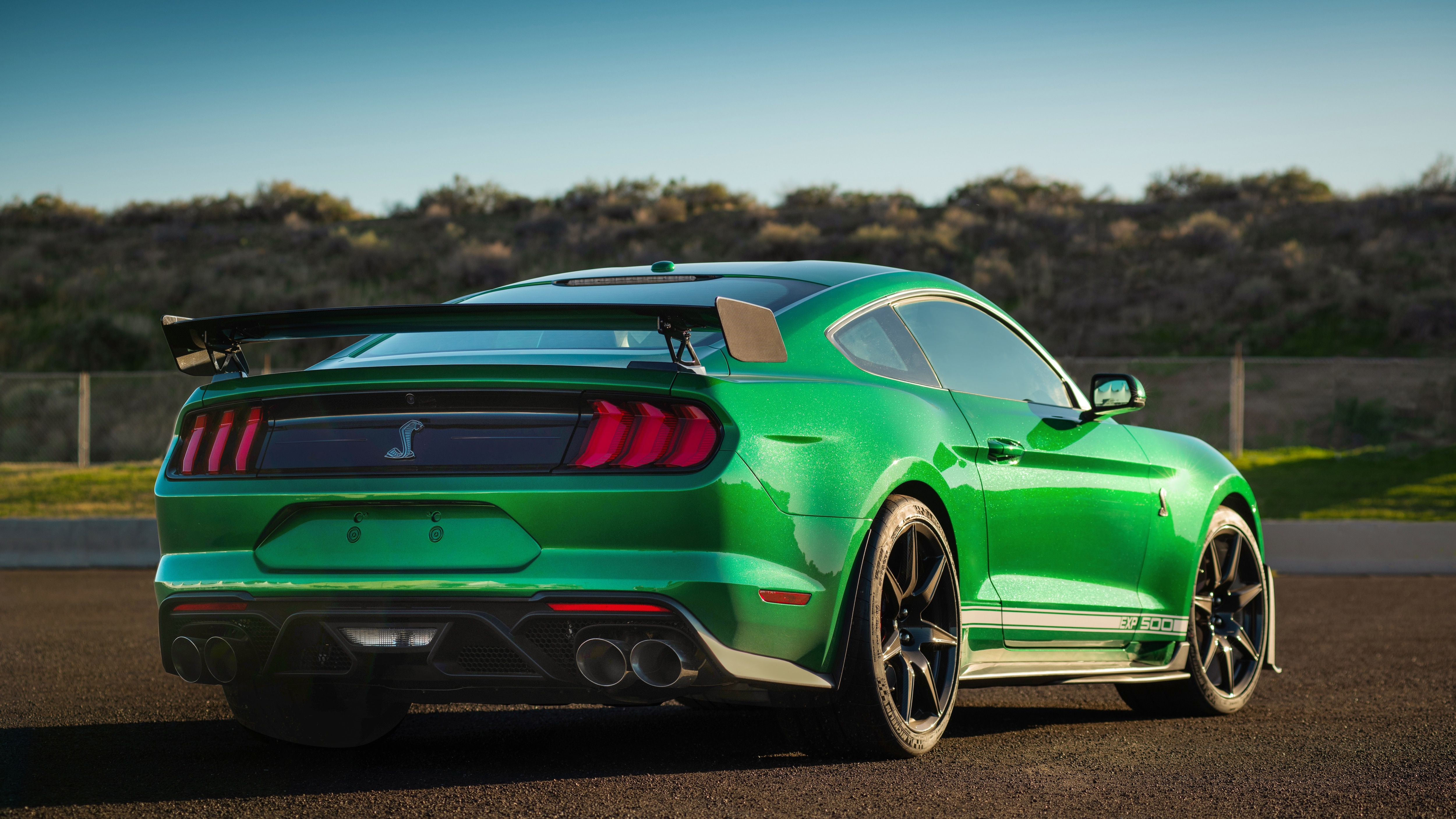 very first 2020 ford mustang shelby gt500 sells for