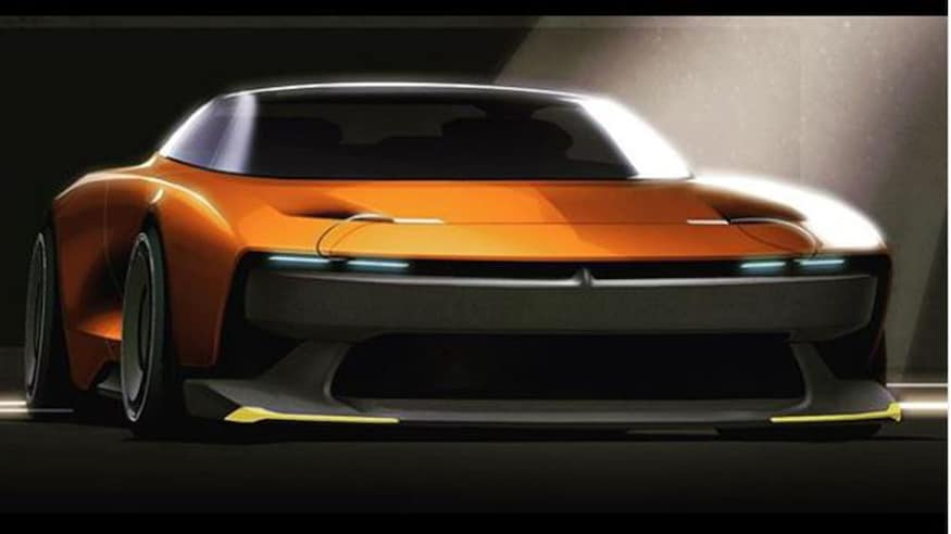 Future Dodge Sketch posted by Ralph Gilles