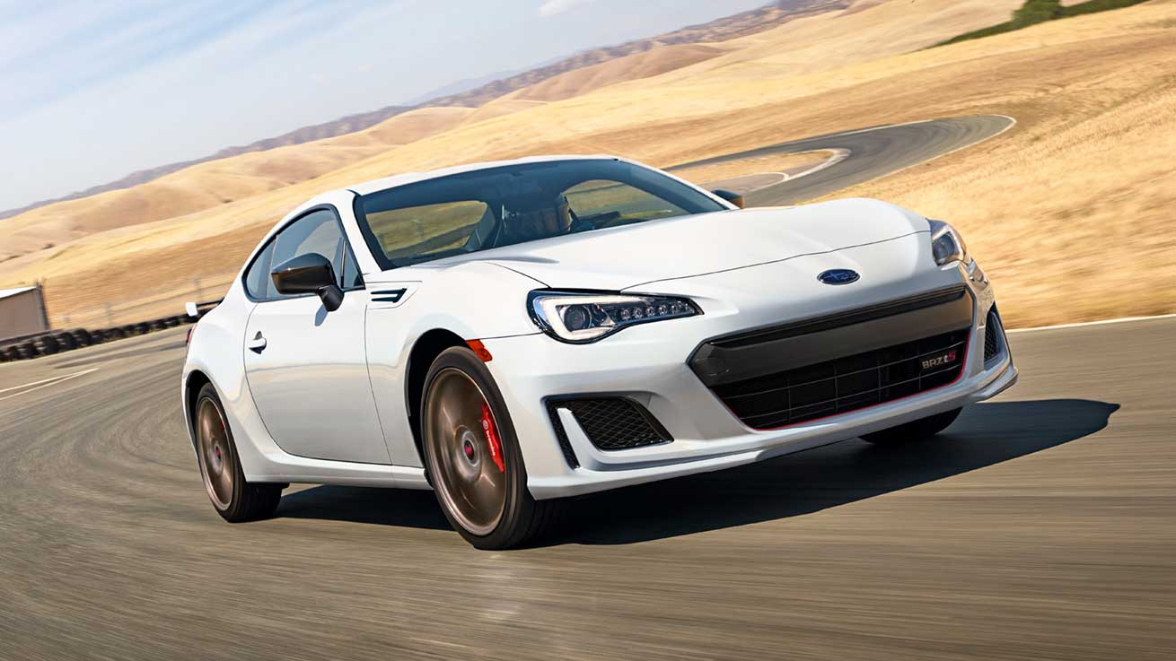 dead for 2021: the subaru brz sports coupe, probably