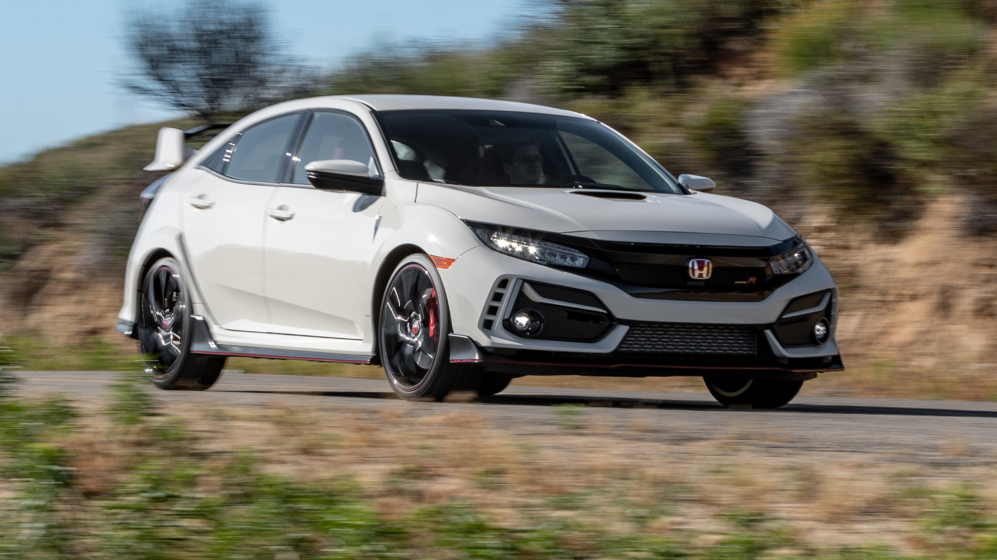 First Drive The New 2020 Honda Civic Type R Gets Even Better Mostly