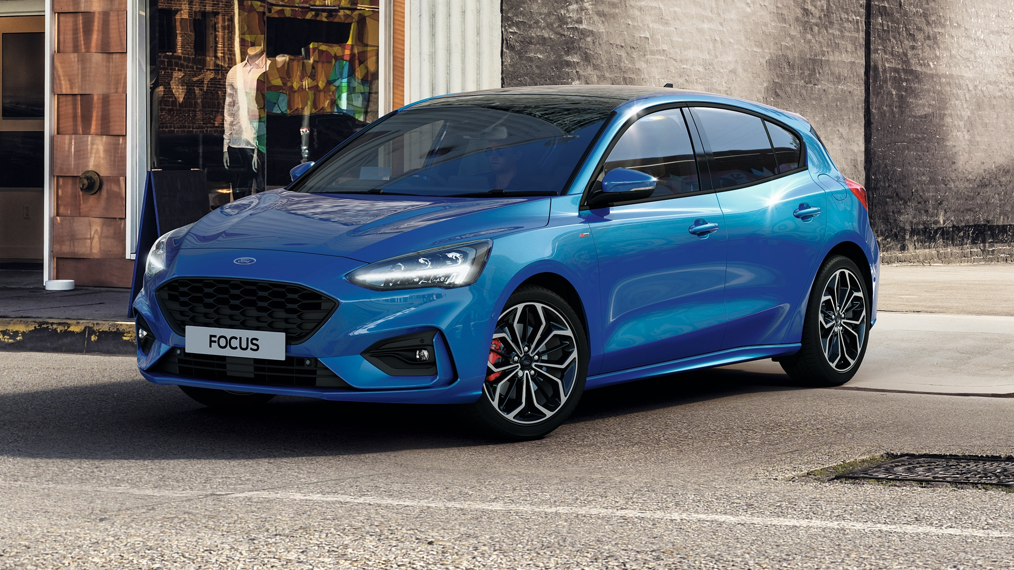 Ford Focus Now Available With Mild-Hybrid Three-Cylinder, But Not Here
