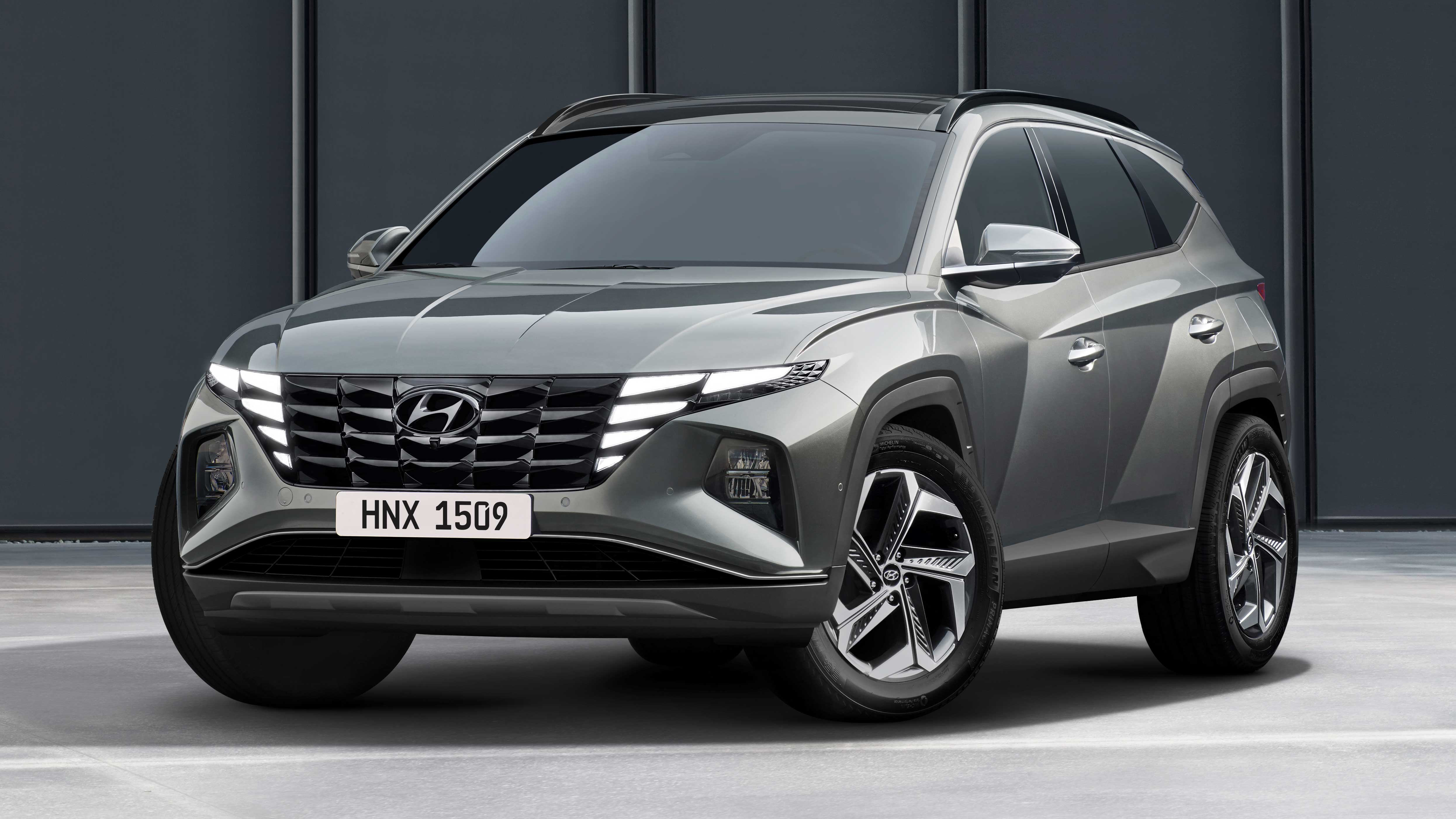 2022 Hyundai Tucson Revealed: Yes, This Is How It'll ...