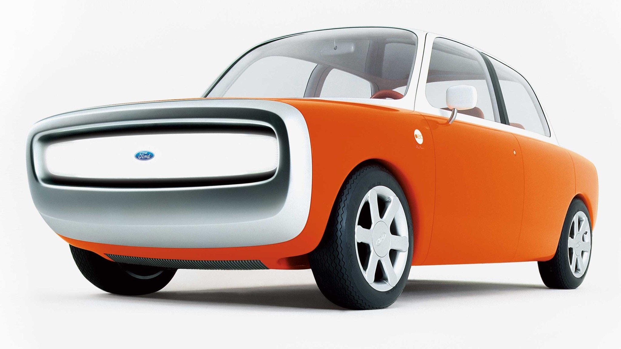1999 Ford 021C Concept Is Adorable, and Perhaps Ahead of Its Time