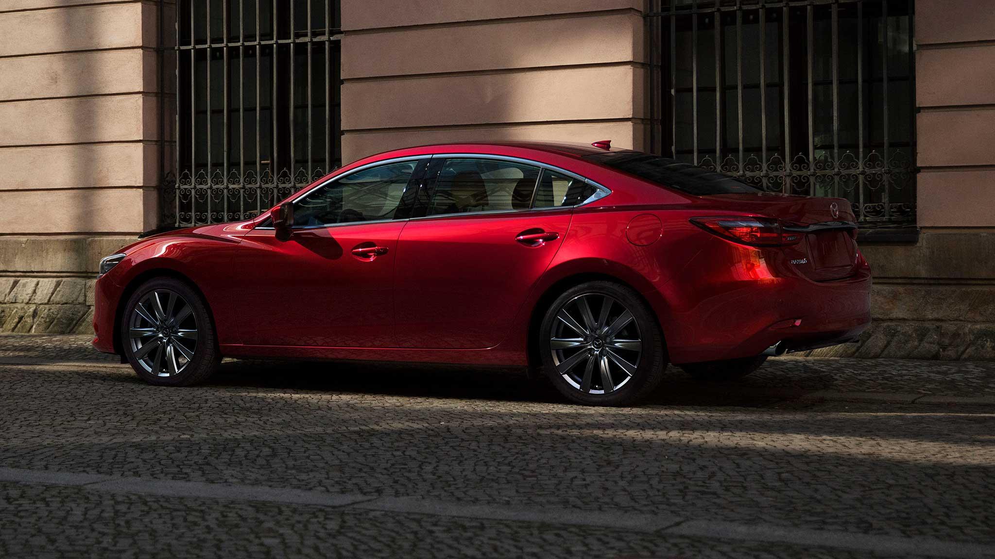 Седан Mazda 6 и кроссовер CX-3 уйдут в историю после  2021 года, Будущее Неопределенно